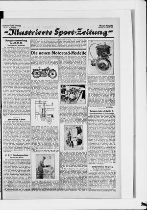 Berliner Volkszeitung vom 21.02.1928
