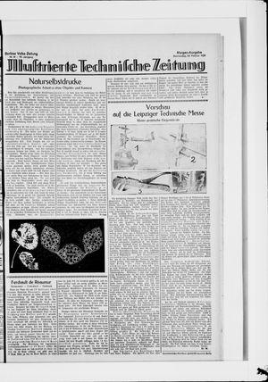 Berliner Volkszeitung vom 23.02.1928