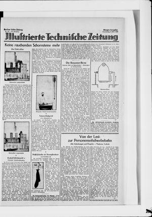 Berliner Volkszeitung on Mar 8, 1928