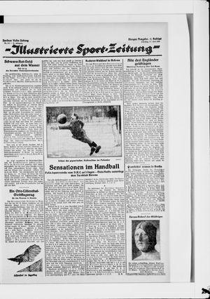 Berliner Volkszeitung vom 13.03.1928