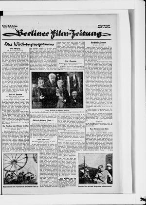 Berliner Volkszeitung vom 14.03.1928