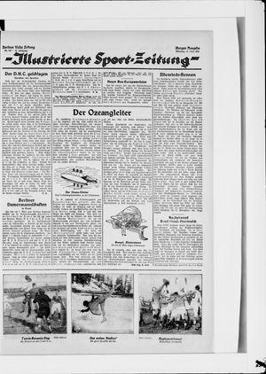 Berliner Volkszeitung vom 20.03.1928
