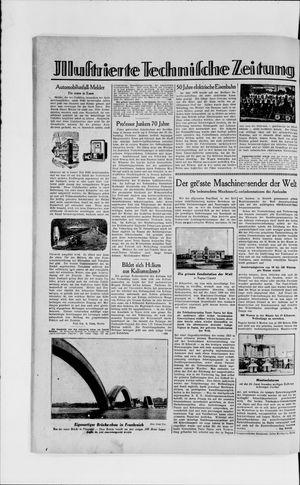 Berliner Volkszeitung vom 07.02.1929
