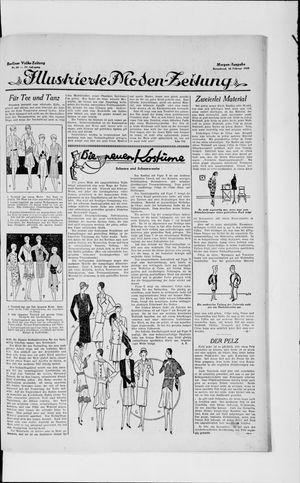 Berliner Volkszeitung vom 16.02.1929