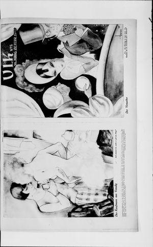 Berliner Volkszeitung vom 22.02.1929