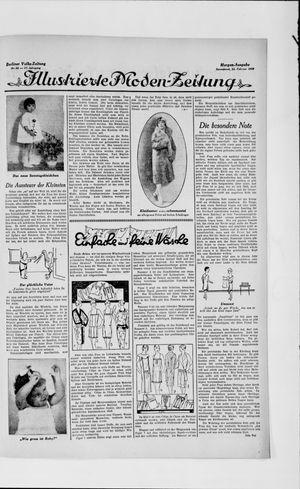Berliner Volkszeitung vom 23.02.1929