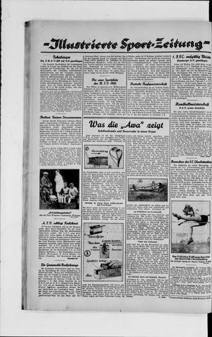 Berliner Volkszeitung vom 07.05.1929