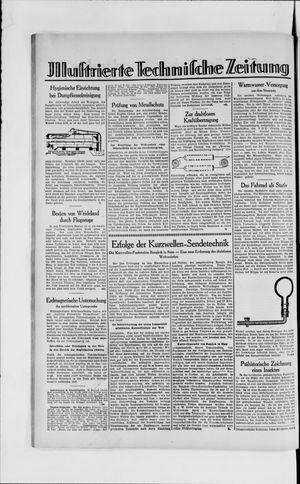 Berliner Volkszeitung vom 16.05.1929