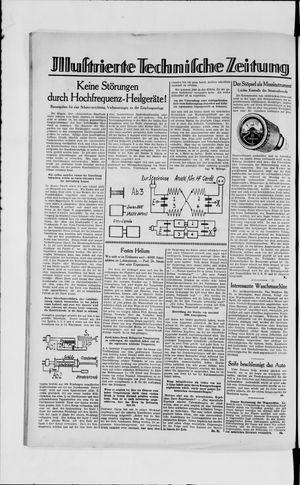 Berliner Volkszeitung vom 01.08.1929