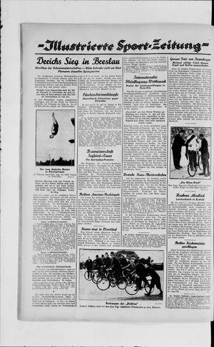 Berliner Volkszeitung vom 06.08.1929