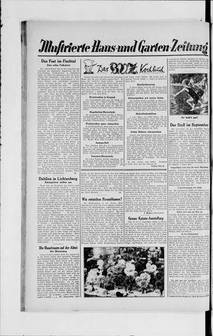 Berliner Volkszeitung vom 06.09.1929