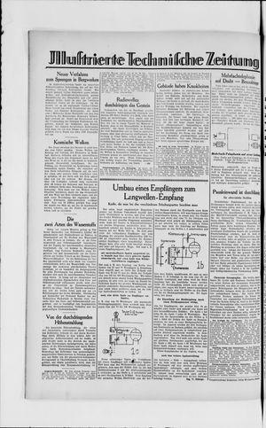 Berliner Volkszeitung vom 19.09.1929