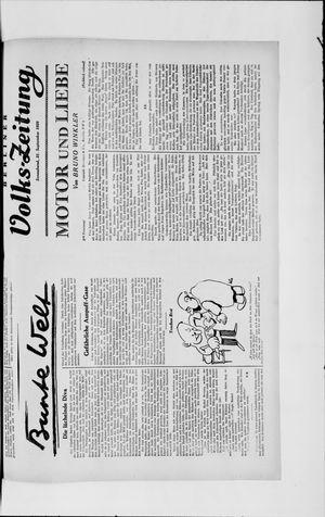 Berliner Volkszeitung vom 21.09.1929