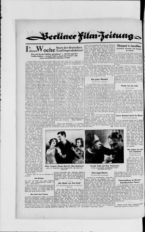 Berliner Volkszeitung vom 02.10.1929