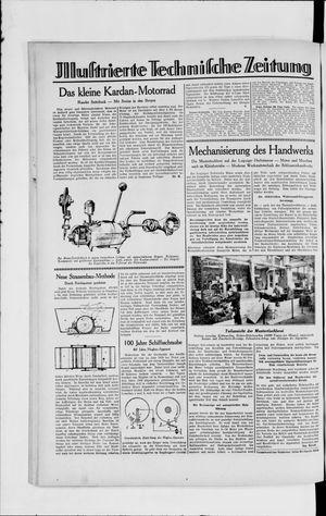 Berliner Volkszeitung vom 03.10.1929