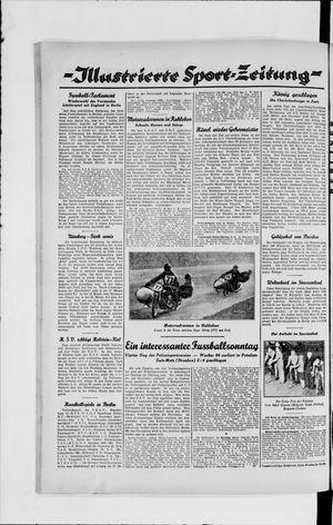 Berliner Volkszeitung vom 08.10.1929