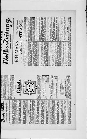 Berliner Volkszeitung vom 24.10.1929