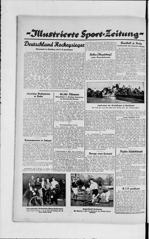 Berliner Volkszeitung vom 29.10.1929