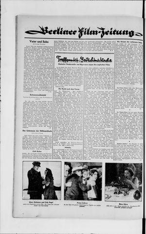 Berliner Volkszeitung vom 30.10.1929