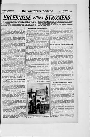 Berliner Volkszeitung vom 04.12.1929