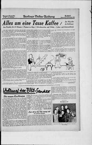 Berliner Volkszeitung vom 19.12.1929