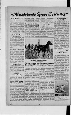 Berliner Volkszeitung vom 31.12.1929