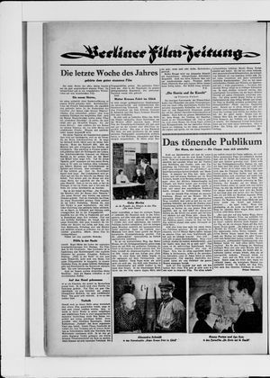 Berliner Volkszeitung vom 01.01.1930