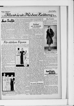 Berliner Volkszeitung vom 25.01.1930