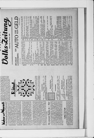 Berliner Volkszeitung vom 06.02.1930