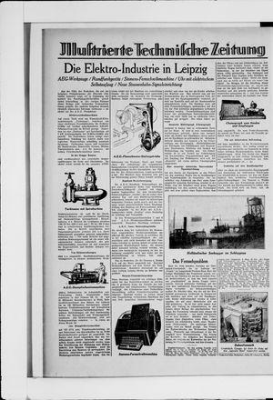 Berliner Volkszeitung vom 06.03.1930