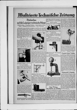 Berliner Volkszeitung vom 13.03.1930