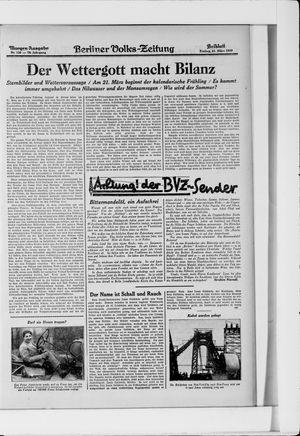 Berliner Volkszeitung vom 21.03.1930