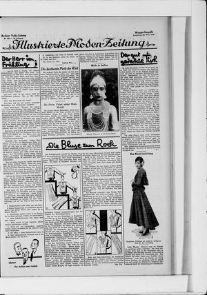 Berliner Volkszeitung vom 29.03.1930