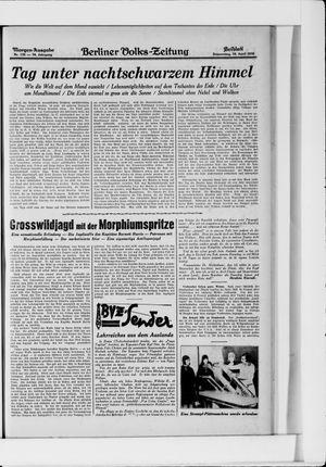 Berliner Volkszeitung vom 10.04.1930
