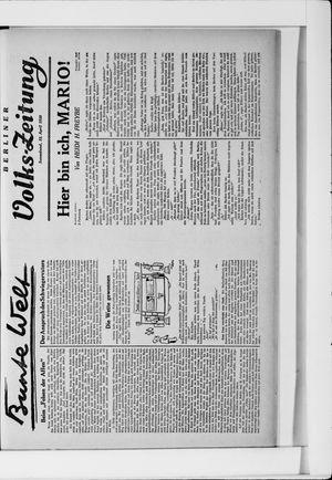 Berliner Volkszeitung vom 12.04.1930