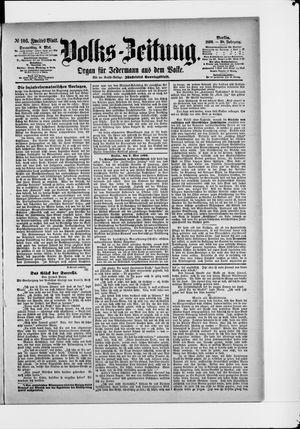 Volks-Zeitung vom 08.05.1890