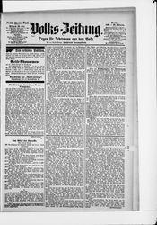 Volkszeitung (28.05.1890)