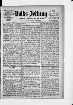 Volks-Zeitung vom 14.06.1890