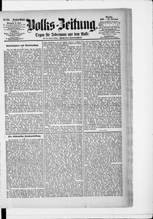 Volks-Zeitung vom 02.07.1890