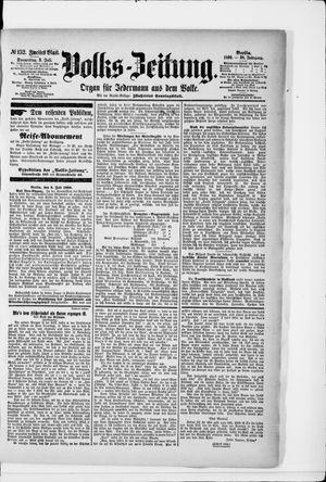 Volks-Zeitung vom 03.07.1890