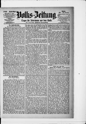Volks-Zeitung vom 02.07.1891