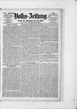 Volks-Zeitung vom 02.07.1892