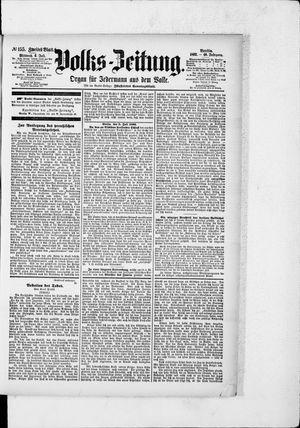 Volks-Zeitung vom 06.07.1892