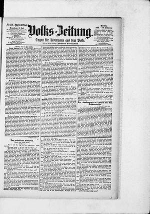 Volks-Zeitung vom 09.07.1892