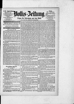 Volks-Zeitung vom 13.07.1892