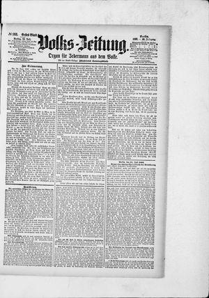 Volks-Zeitung vom 15.07.1892