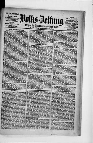 Volks-Zeitung vom 02.04.1894