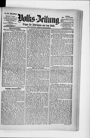 Volks-Zeitung on Apr 3, 1894