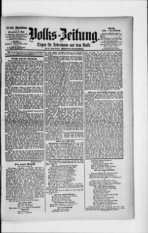 Volks-Zeitung vom 05.05.1894