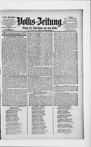 Volks-Zeitung vom 26.05.1894